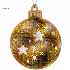 Handmade Christmas wood and bead toy Christmas tree ornaments decor