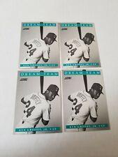 1991 KEN GRIFFEY JR. SCORE DREAM TEAM #892 Lot of 4. Seattle Mariners