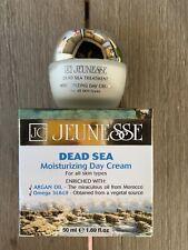 JC Jeunesse Dead Sea Balancing Day Cream 1.69 oz W/ Argan Oil & Omega 3 6 9
