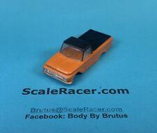 Burnt Orange '62 Ford Pick-up Body for Aurora Dash Tjet type Chassis