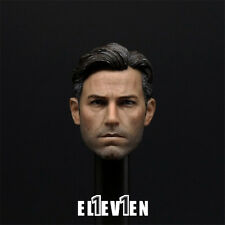 eleven 1/6 action figure toys Ben Affleck BVS Batman headplay Bruce Wayne