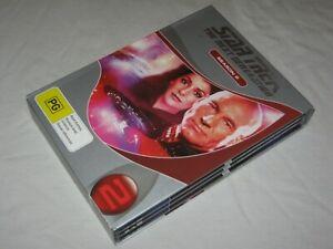 Star Trek - The Next Generation - Season 2 - Box Set - VGC - Region 4 - DVD