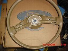 1983-84 Ford FAIRMONT/ZEPHER NOS Steering Wheel E3BZ-3600-AD