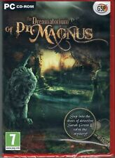 Dreamatorium of Dr Magnus PC DVD Brand New Sealed Official Game