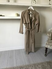 H.M Coat (mac Style )Size 12