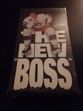 Teemu Selanne The New Boss Sealed New VHS Winnipeg Jets Rookie Record Season