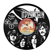 Led Zeppelin Vinyl Wall Art Music Bands and Musicians Themed Retro Bedroom Decor