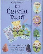 NEW The Crystal Tarot Cards Deck Philip Permutt
