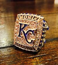KC Kansas City Royals 2015 World Series Championship Ring Salvador Perez USA