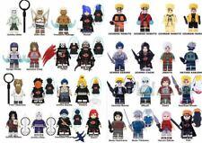 Naruto Mini Figures Manga Uzumaki Mitsuki Pain Fits Major Block Brands UK seller