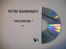 NITIN SAWHNEY : MOONRISE ♦ CD SINGLE PORT GRATUIT ♦