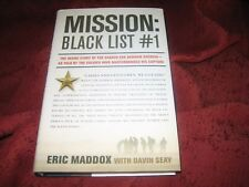 Mission Black List No. 1 The Inside Story of the Search for Saddam Hussein hd sd