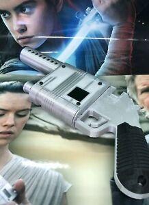 1:1 Scale - Star Wars NN-14 Blaster - Rey's Gun - 3D Printed Replica Cosplay
