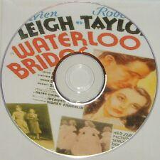 DRAMA 037: WATERLOO BRIDGE (1940) Mervyn LeRoy Vivien Leigh, Robert Taylor