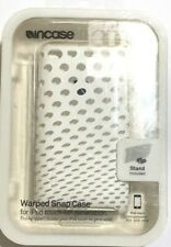 Incase Warped Snap Case for Apple iPod Touch 4G #CL56636 -White NOS
