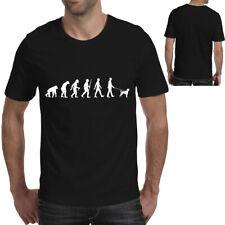 evolution brazilian terrier walker T-Shirt Dog Owner.