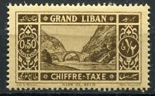 GRAND LIBAN TIMBRE COLONIE FRANCE  NEUF N° 11  **  TAXE