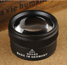 Magnifier Glass Lens Optics Loupes Portable For Jeweler Coins Stamps 30X x 40mm