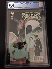 Gotham City Sirens #16 CGC 9.4