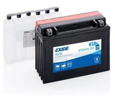 Batterie moto Exide YTX24HL-BS ETX24HL-BS 12V 21AH 350A 205X90X165MM