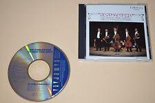The Vienna String Quintet - Die Romantiker / Camerata 1992 / Japan Version / Rar