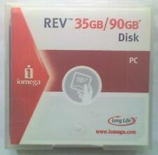 IOMEGA REV 35Gb DISK PC Formatted (Used) - B