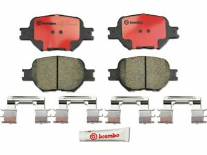 For 2014-2015 Lexus IS250 Brake Pad Set Front Brembo 35952QF