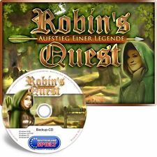 Robin's Quest - Aufstieg einer Legende - PC - Windows XP / VISTA / 7 / 8 / 10