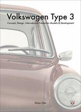 Volkswagen Type 3: Concept, Design, International Production Models & Developmen