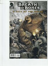 BREATH OF BONES : A TALE OF THE GOLEM # 1 2 3 COMPLETE SERIES!! 2013 STEVE NILES