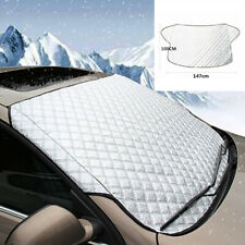 IG_ Car Truck Windshield Snow Winter Ice Frost Guard Protector Sun Shield Cover