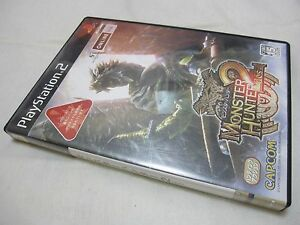 W/Tracking Number 7-14 Days to USA. USED PS2 Monster Hunter 2 Dos Japanese Ver