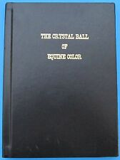 Horse Breeding Book The Crystal Ball of Equine Color Coat Crosses Jim Hembree