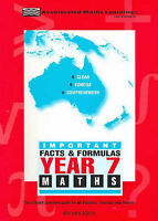 Facts & Formulas: Year 7: Year 7 All Levels