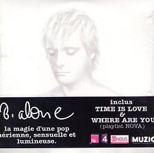 CD CARTONNE CARDSLEEVE COLLECTOR 9T B. ALONE  BEAUTIFUL 2008 NEUF SCELLE