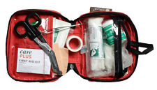 Care Plus COMPACT Emergency First Aid Kit Travel Sports Car Holiday Outdoor 1st