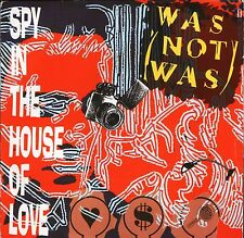"WAS NOT WAS spy in the house of love/bad i'm in jail WAS2 fontana 7"" PS EX/EX"