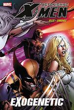 Astonishing X-Men: Exogenetic by Warren Ellis & Phil Jimenez 2010 HC Marvel OOP