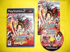 PS2 GAMES: SHAMAN KING-POWER OF SPIRIT-SONY PLAYSTATION-PS1-PS2-PS3-PAL-ITA