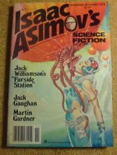 ASIMOV'S (SCI-FI) - JACK WILLIAMSON - Nov Dec 1978