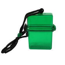Waterproof Plastic Container Money Phone Storage Box Case Holder Sporting Goods