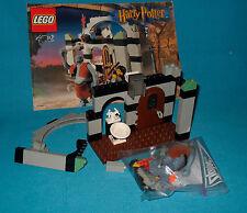 Lego 4712 Harry Potter Troll on the Loose / komplett mit BA