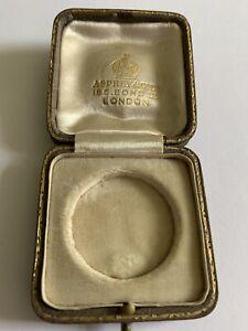 Delightful Fine Antique ASPREY & Co Jewel  Box