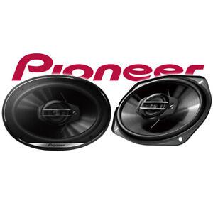 Pioneer TS-G6930F - 6' x 9' (15 x 23cm) 3-Wege Koax Lautsprecher KFZ Auto PKW