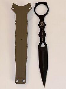 Benchmade SOCP Dagger 176BKSN, Skelentonized Dagger with Sand Sheath