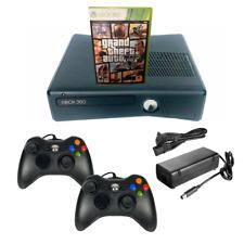 Xbox 360 S 250GB Console W Brand New GTAV Game