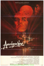APOCALYPSE NOW MOVIE POSTER Original V.Fine Folded 27x41 MARLON BRANDO 1979