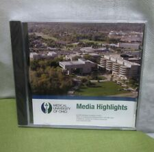 MEDICAL UNIVERSITY OF OHIO Toledo 2005 CD-Rom MCO Medical Center NWT