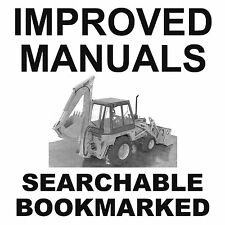 Case 480F 480F LL CK Backhoe Loader Illustrated PARTS Catalog IMPROVED Manual CD