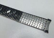 NOS Kestenmade Watch Band Wristwatch Strap Stretch Bracelet Stainless USA 1950s